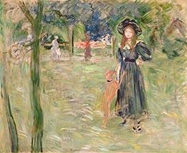 Bois de Boulogne, 1893 by Berthe Morisot | Giclée Canvas Print
