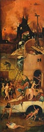 Hieronymus Bosch | The Haywain Triptych (Right Panel), c.1512/15 | Giclée Canvas Print