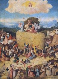 Hieronymus Bosch | The Haywain, c.1512/15 | Giclée Canvas Print