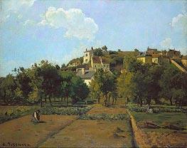 Pissarro | Pontoise | Giclée Canvas Print