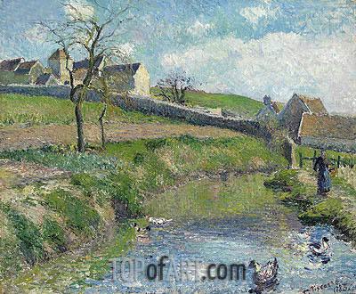 la transversalité de l'émotion artistique (let's play!) - Page 37 Pissarro407
