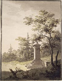 Caspar David Friedrich | Emilias Kilde, 1797 | Giclée Paper Print
