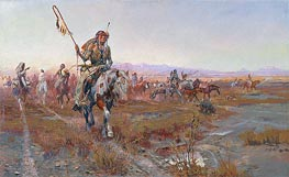 The Medicine Man, 1908 by Charles Marion Russell | Giclée Canvas Print