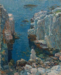 Hassam | Isles of Shoals, 1912 | Giclée Canvas Print