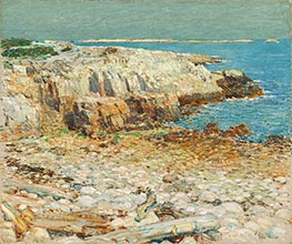 A North East Headland, 1901 by Hassam | Giclée Canvas Print
