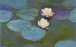 Monet | Water Lilies | Giclée Canvas Print