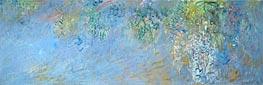 Monet | Wisteria, c.1919/20 | Giclée Canvas Print