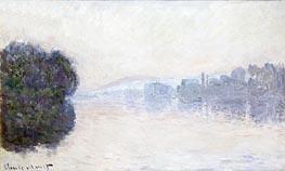 Monet | The Seine near Vernon, Morning Effect, c.1894 | Giclée Canvas Print