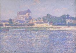 Monet | Church at Vernon, 1894 | Giclée Canvas Print