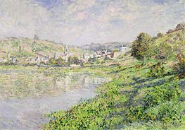 Monet | Vetheuil, 1879 | Giclée Canvas Print