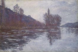 Monet | The Seine near Giverny, 1894 | Giclée Canvas Print