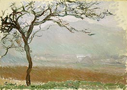 Monet | Giverny Countryside, undated | Giclée Canvas Print