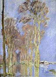 Monet | Flood, undated | Giclée Canvas Print