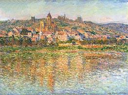 Monet | Vetheuil in Summertime, 1879 | Giclée Canvas Print