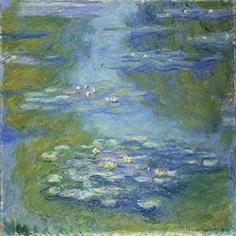 Monet | Water Lilies, 1907 | Giclée Canvas Print