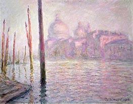 Monet | View of Venice, 1908 | Giclée Canvas Print