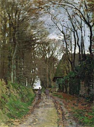 Monet | Path in Normandy, undated | Giclée Canvas Print