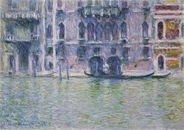 Monet   Palazzo da Mula, 1908   Giclée Canvas Print