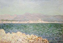 Monet   Gulf of Antibes, 1888   Giclée Canvas Print