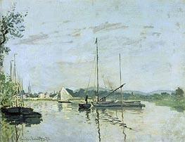 Monet | Argenteuil, 1872 | Giclée Canvas Print