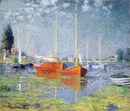 Monet | Argenteuil | Giclée Canvas Print