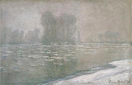 Monet | Morning Haze, 1894 | Giclée Canvas Print