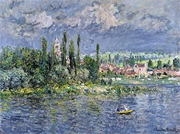 Monet | Vetheuil, 1880 | Giclée Canvas Print