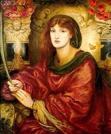 Rossetti | Sybilla Palmifera, c.1866/70 | Giclée Canvas Print