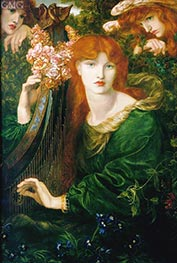Rossetti | La Ghirlandata, 1873 | Giclée Canvas Print