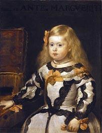 Velazquez | Infanta Margarita, 1654 | Giclée Canvas Print