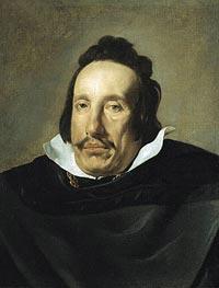 Velazquez | Don Juan de Fonseca, c.1623/30 | Giclée Canvas Print