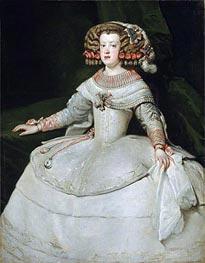 Velazquez | Infanta Maria Theresa, 1653 | Giclée Canvas Print