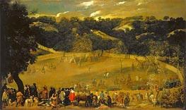 Velazquez | La Tela Real, c.1632/37 | Giclée Canvas Print