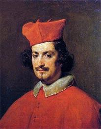 Velazquez | Cardinal Camillo Astalli, c.1650/51 | Giclée Canvas Print