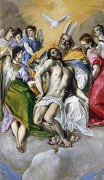 El Greco   The Trinity, c.1577/79   Giclée Canvas Print