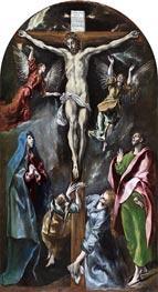 El Greco   The Crucifixion, c.1597/00   Giclée Canvas Print