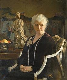 Mrs. Edmund C. Tarbell, 1933 by Edmund Charles Tarbell | Giclée Canvas Print