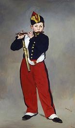 Manet | The Fifer | Giclée Canvas Print
