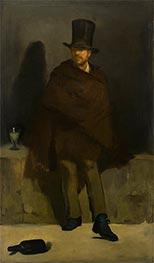 Manet | The Absinthe Drinker, c.1858/59 | Giclée Canvas Print