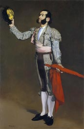 Manet | A Matador, c.1866/67 | Giclée Canvas Print