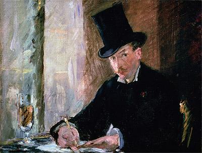 Chez Tortoni, c.1878/80 | Manet | Painting Reproduction