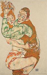 Schiele | Lovemaking | Giclée Paper Print