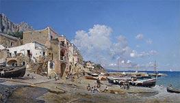 Federico del Campo | Capri, 1884 | Giclée Canvas Print