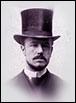 Portrait of Fernand Edmond Jean Marie Khnopff
