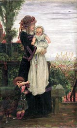 Ford Madox Brown | Out of Town | Giclée Canvas Print