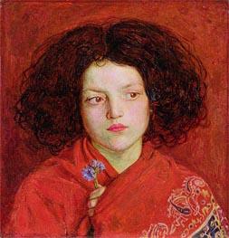 Ford Madox Brown | The Irish Girl, 1860 | Giclée Canvas Print