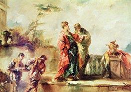 Francesco Guardi | The Marriage of Tobias (detail) | Giclée Canvas Print