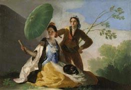 Goya | The Parasol, 1777 | Giclée Canvas Print