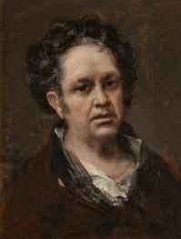 Goya | Self-Portrait, 1815 | Giclée Canvas Print
