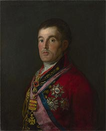 The Duke of Wellington, c.1812/14 by Goya | Giclée Canvas Print